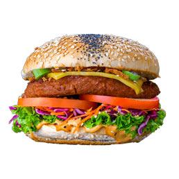 Beyond Burger - Lekker Vegan