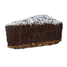 Chocolate Cheesecake - Lekker Vegan